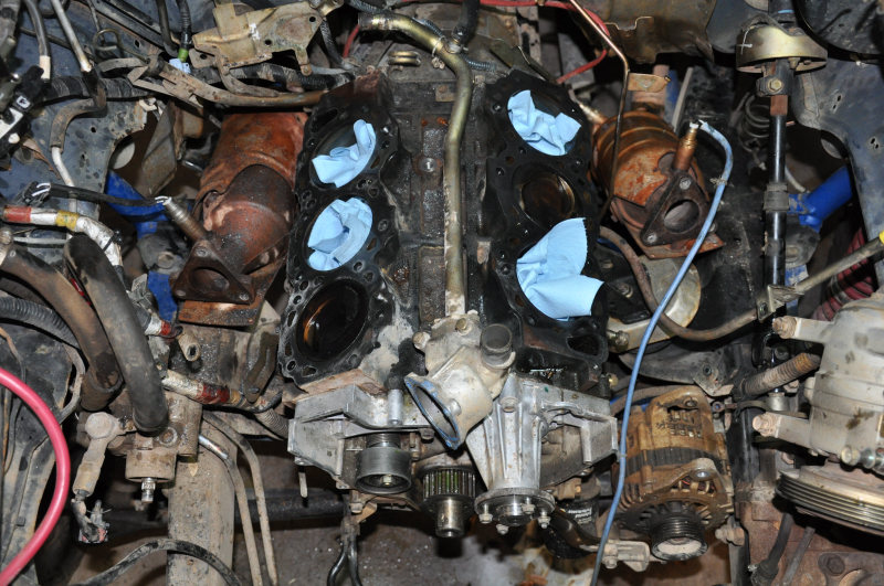 Head gaskets are fun! - Xterra Owners Club